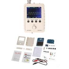 "New 2.4"" TFT Pocket Digital Oscilloscope DIY Kit SMD Soldered 1MSa/s 200KHz J3E9"