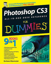 Photoshop CS3 All-in-one Desk Reference For Dummies by Barbara Obermeier...