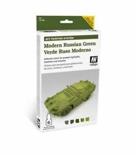 VAL78408 - Vallejo Armour Set - AFV Modern Russian Green