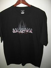 Battlestar Galactic Online BigPoint Science Fiction Computer Game T Shirt XLarge