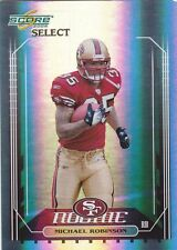 2006 SCORE SELECT MICHAEL ROBINSON ROOKIE CARD NUMBERED 332/599