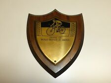 "Vintage 1960 - ""ABL of A"" - 3 rd. Place - Award Plaque"