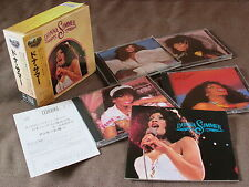 DONNA SUMMER Great Box JAPAN-ONLY 4CD BOX w/OBI+Booklet PHCR-3177~80 Free EMS