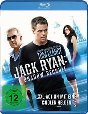 Blu-ray * JACK RYAN : SHADOW RECRUIT | KEVIN COSTNER # NEU OVP =