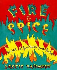 Fire & Spice-Over 200 Hot & Spicy Recipes-Cookbook-Cooking-Hotter Food Lovers