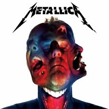 METALLICA HARDWIRED...TO SELF-DESTRUCT LIMITED 3CD SET (Released 18/11/2016)