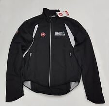 Castelli Garmin Cervelo Pista Men's Cycling Jacket Size M