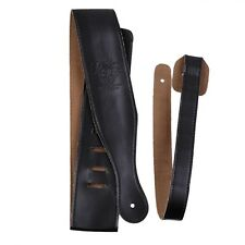 Adjustable PU Leather Thick Strap For Electric Acoustic Guitar Bassitar Bass