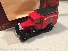 Matchbox Models of Yesteryear MOY Y22 1930 Ford Model A Canada Post Diecast