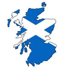 """Auto Aufkleber SCHOTTLAND Scotland 11x10 cm (4.3""""x4"""") worldwide shipping!"""
