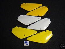UFO SUZUKI RM85 00-CURRENT SIDE PANELS 3970