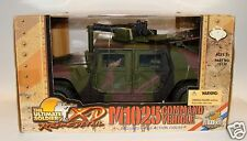 1:18 Ultimate Soldier 21st Century U.S M1025 Humvee Military Vehicle Woodland