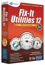 Fix It Utilities 12 Professional (PC-CD) BRAND NEW SEALED