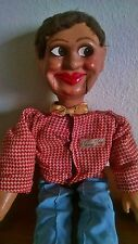 Gerry Gee Ventriloquist dummy doll puppet 1950's *Australian bidders welcome!!