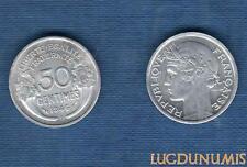 Gouvernement provisoire, 1944-1947 – 50 Centimes Morlon 1946 B SUP ++++