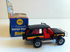 Dinky Toys - 203 - Customised Range Rover en boîte d'origine