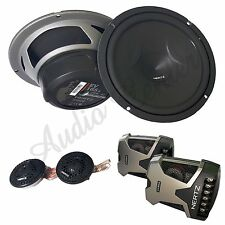 HERTZ ESK 165.5 KIT ALTOPARLANTI WOOFER 165MM + TWEETER 25MM + CROSSOVER 300WATT