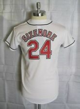 Authentic Majestic Grady Sizemore Indians MLB Replica Youth XL Jersey NWT