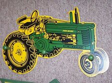 JOHN DEERE VINTAGE STYLE TRACTOR 3 peg COAT / KEY RACK  NEW IN BOX