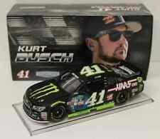 NASCAR  2016 KURT BUSCH # 41 MONSTER ENERGY DRINK HAAS CNC 1/24 DIECAST CAR