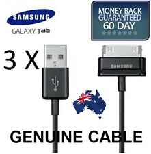 3xGenuine Samsung Galaxy Tab 2 7.0 10.1 Inch Tablet USB Data Charger Cable Note
