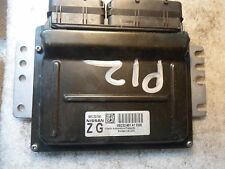 Nissan Primera P12 1.8 Manual engine ECU MEC32-591 MEC32591 ZG