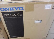 Onkyo SKS-HT690 5.1 Surround Sound Home Theater Speaker Sound System