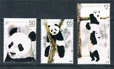 Singapore stamps - 2012 China Panda 3v set MNH animals fauna