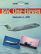 BAC One-Eleven (Crowood Aviation Series), Hill, Malcolm L., New Book