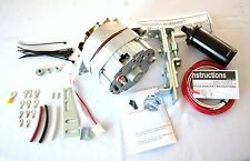 Jeep Willys 6 Volt to 12 Volt Alternator Conversion kit Deluxe