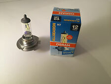OSRAM H7 12V 55W ALLSEASON LAMPE LAMPEN 64210ALL GELB MADE IN GERMANY