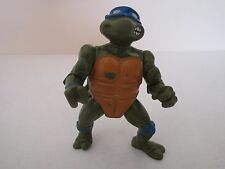 TMNT TEENAGE MUTANT NINJA TURTLES BASIC FIGURES - LEONARDO - PLAYMATES TOYS 1988