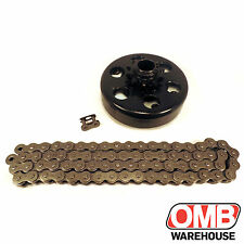 "Centrifugal Clutch 3/4"" - #40 #41 #420 Chain 10T + 3' Chain Mini Bike CT200U"