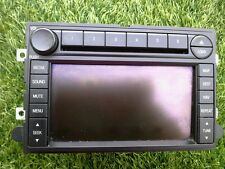 2007 FORD EDGE NAVIGATION GPS AM/FM RADIO 6 CD CHANGER OEM SEE PHOTO