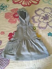 Ralph Lauren baby girl hooded dress 9 months old
