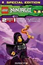 Ninjago: Lego Ninjago Special Edition #2 : With Rise of the Serpentine and Tomb