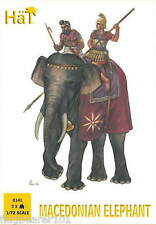 HAT 8141. MACEDONIAN ELEPHANTS. 1/72 SCALE UNPAINTED PLASTIC