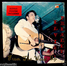 ELVIS PRESLEY-FROM THE WAIST UP (Ed Sullivan Show) Album-Shrink-GOLDEN ARCHIVES