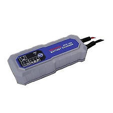 ABSAAR HF1000 SMART BATTERY 1A TRICKLE CHARGER 6V 12V BIKE CAR Y3215
