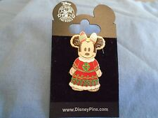 Disney Minnie Mouse Christmas Pin