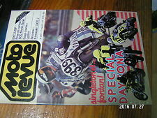 µ?  Moto Revue n°2501 500 Morini Sport Kawasaki 1000 J essai de la BUT Daytona