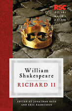 Richard II (The RSC Shakespeare), William Shakespeare, New Book