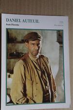 (S40) STARFILMKARTE - Daniel Auteuil - Jean Florette