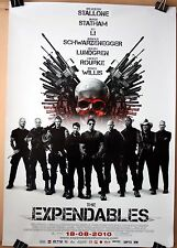 S Stallone : J Statham : The Expendables : POSTER
