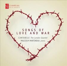 NEW Songs Of Love And War CD (CD) Free P&H