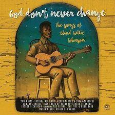 God Don't Never Change: Songs Of Blind Willie Johnson Vinyl LP Record tom waits!
