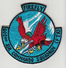 Wartime 602nd Air Commando Squadron Patch / Insignia