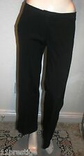 FRENCH CONNECTION  WOMEN  PANTS WOOL BLEND  BLACK SIZE 6