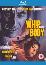 The Whip and The Body 1963 Blu-Ray