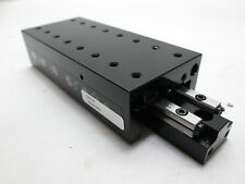 "New Parker CR4301 Crossed Roller Slide Actuator, Single Axis, 3"" Travel"
